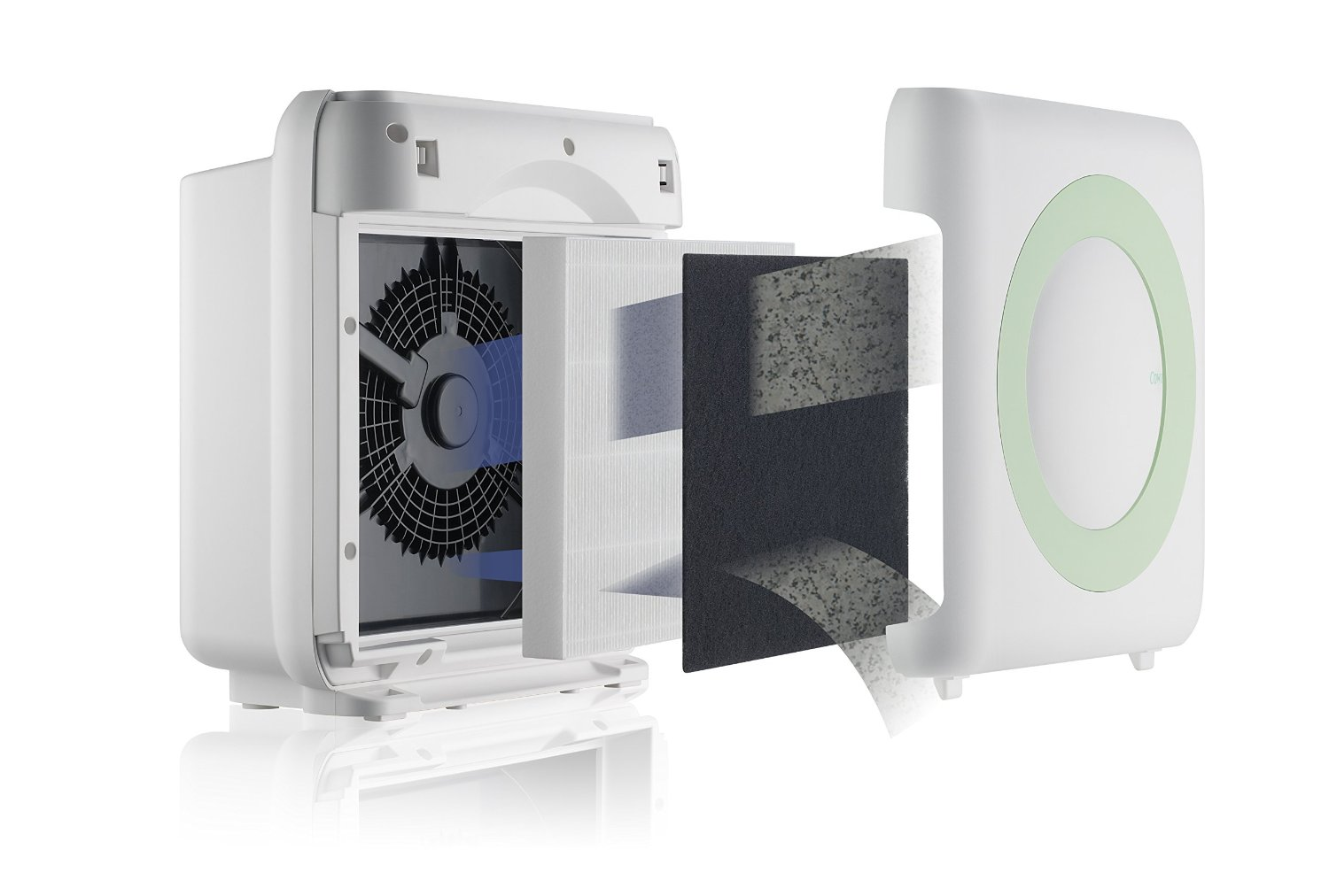 The Coway 2 In 1 Air Cleaner Ap 0512nh Review Clean Air